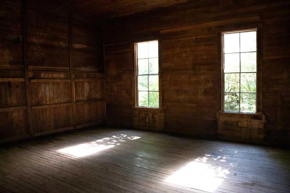 Inside Been Grove School