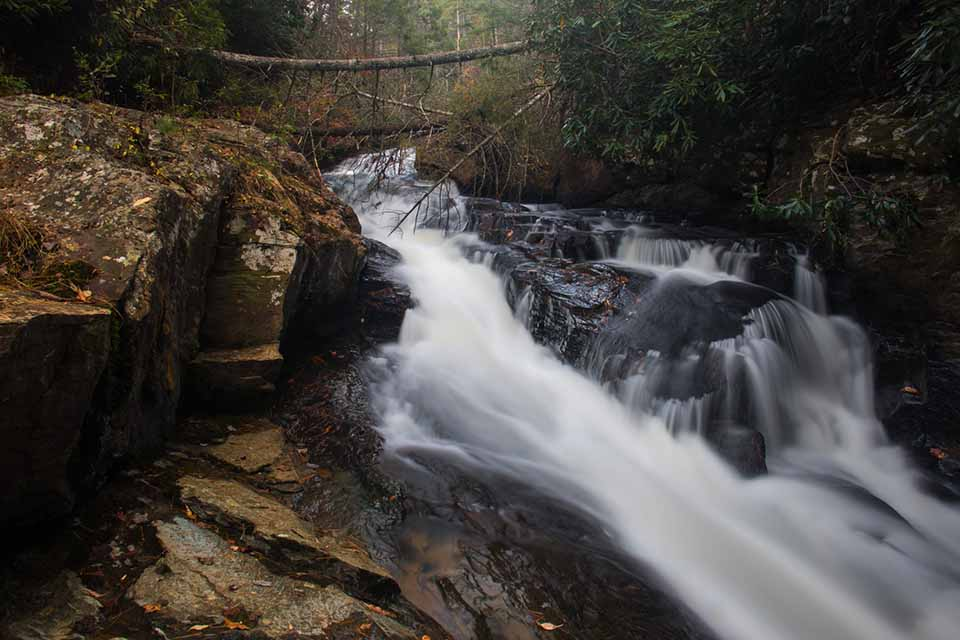 The Torrent of Chauga Narrows