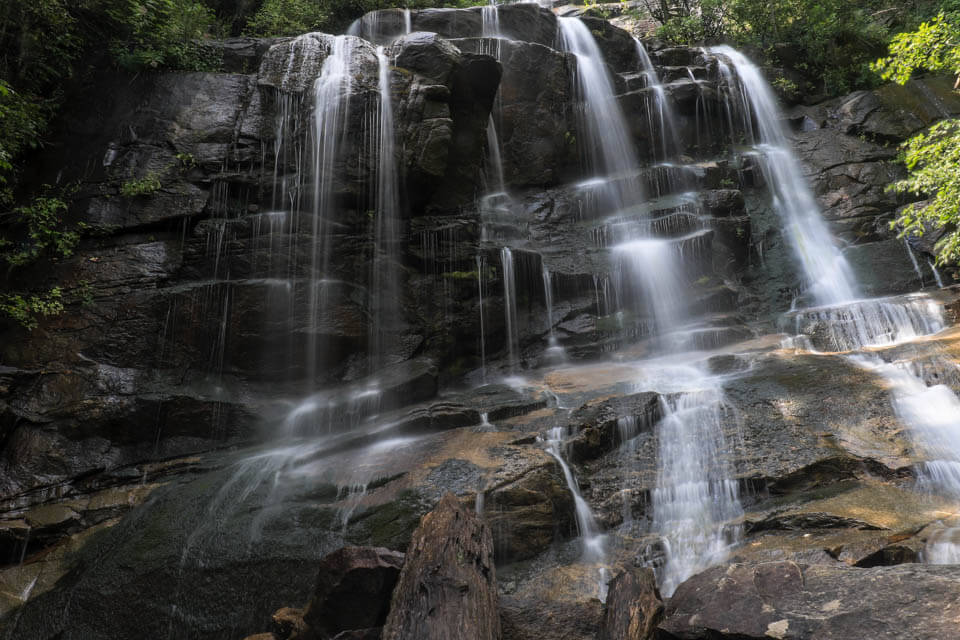 Lower Falls Creek Falls