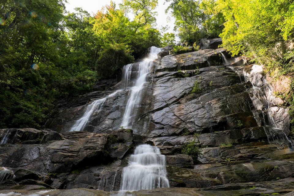 Upper Falls Creek Falls