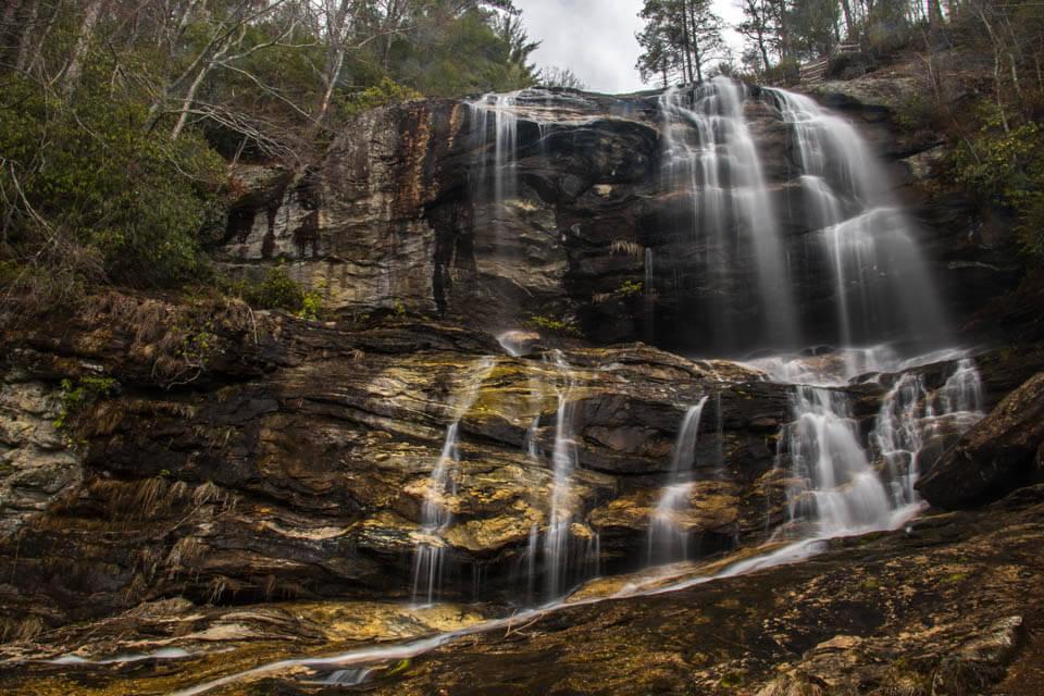 Glen Falls Upper Falls