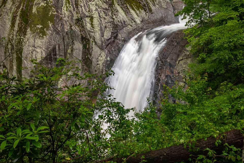 The Impressive Harper Creek Falls!