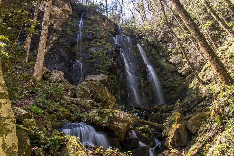 Beautiful Lee Falls