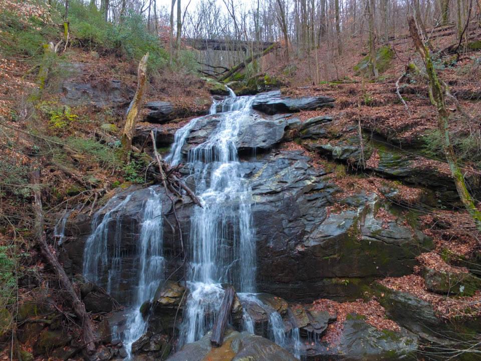 Melrose Falls of Saluda, NC
