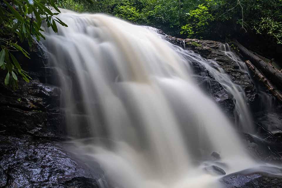 Lower Falls at Mooney Falls