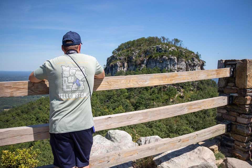 Pilot Mountain Overlook