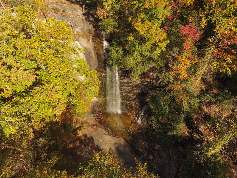 Autumn at Twin Falls