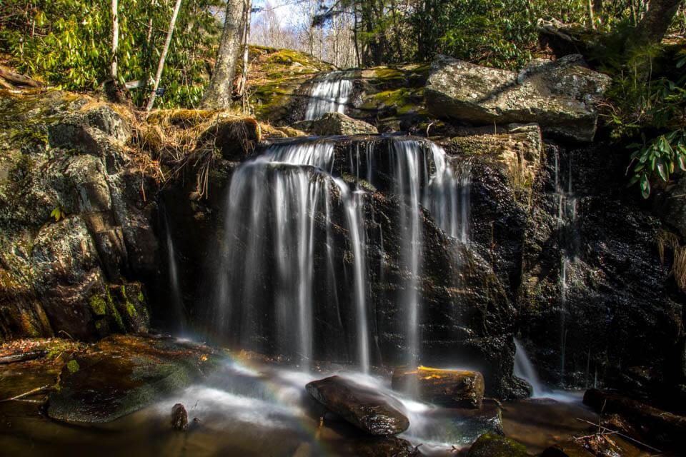 Cascade at Waterfalls Park