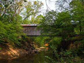 Bunker Hill Covered Bridge