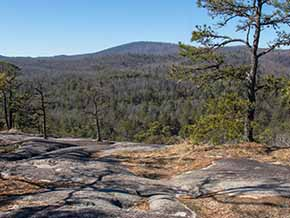 Cedar Rock Mountain