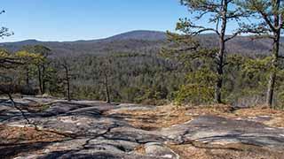 Cedar Rock Mountain