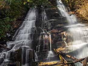 Bee Cove Falls