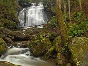 Opossum Creek Falls