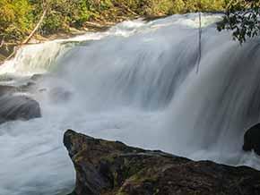 Big Bend Falls