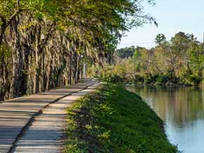 Riverfront Park and Canal Trail