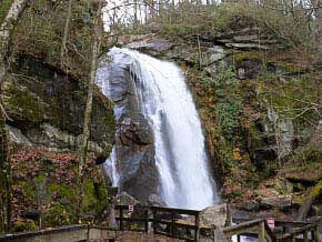 High Shoals Falls Loop