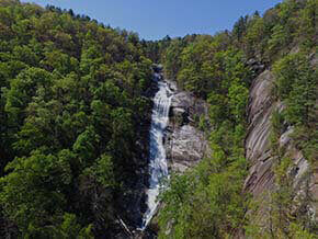 Lower Whitewater Falls
