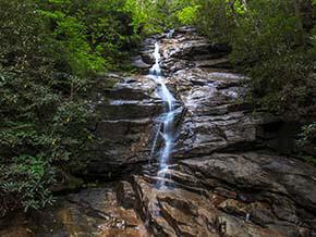 Jones Gap Falls