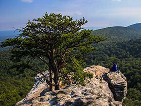 Hanging Rock State Park Overview
