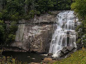 Rainbow Falls (NC)