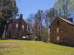 Oconee Station State Historic Site