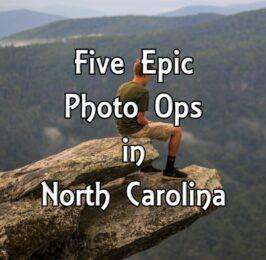 Five Epic Photo Ops in North Carolina