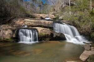 Chau Ram Falls of Westminster South Carolina