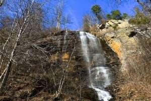 Shunkawauken Falls of Columbus North Carolina