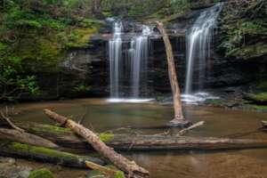 Confusion Falls - South Carolina