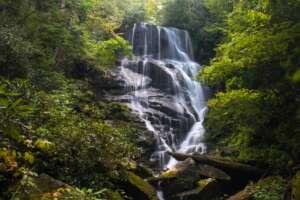Eastatoe Falls - North Carolina
