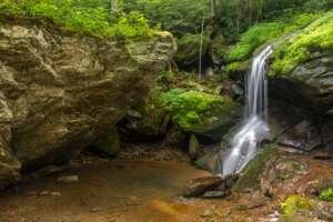 Otter Falls - North Carolina