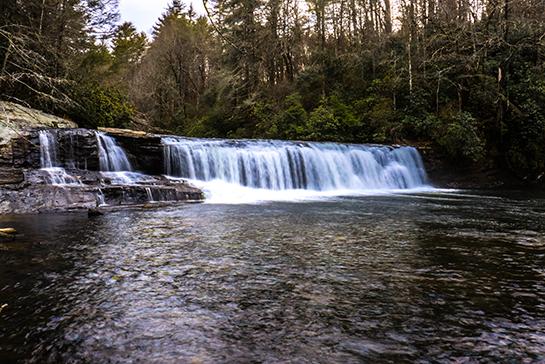 Hooker Falls - DuPont State Forest