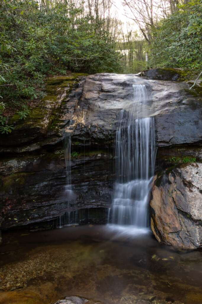 Green Mountain Creek Falls