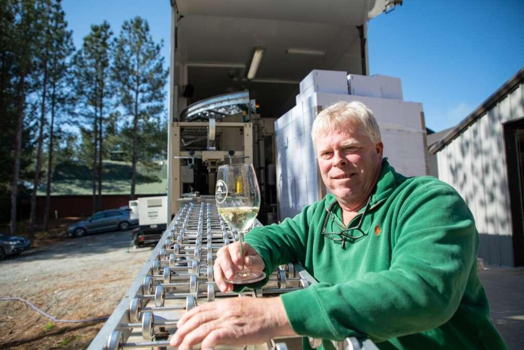 Mountain Brook Wine Maker - Tim Crowe