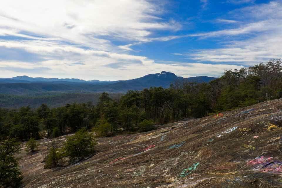 Bald Rock View
