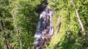 Beech Bottom Falls