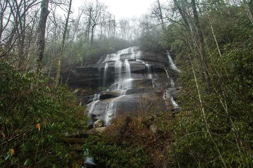 Daniel Ridge Falls