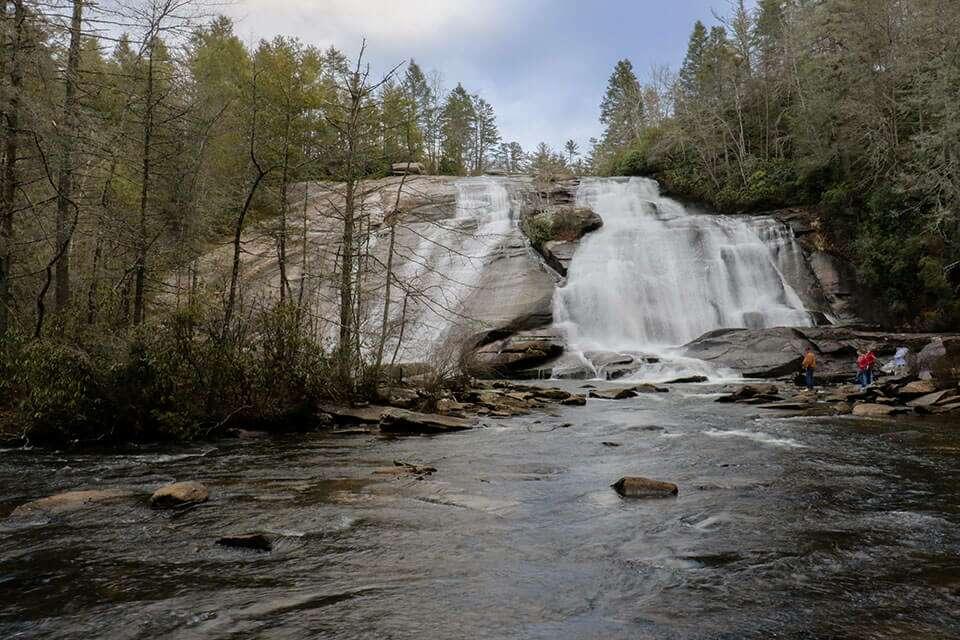 DuPont High Falls