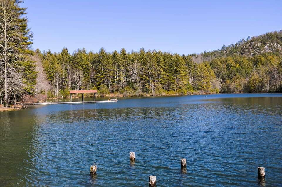 DuPont Lake Dense