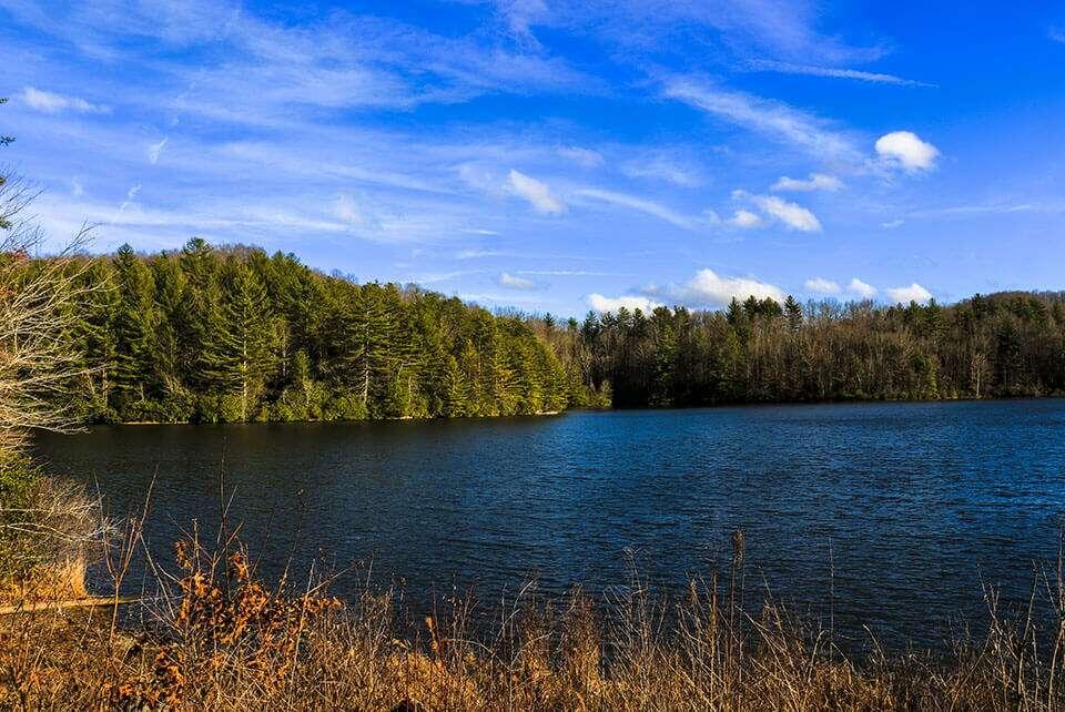 DuPont Three Lakes Trail