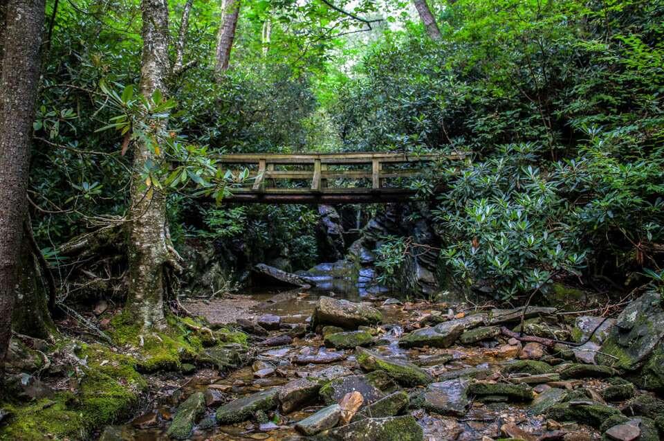 Dugger Creek Falls