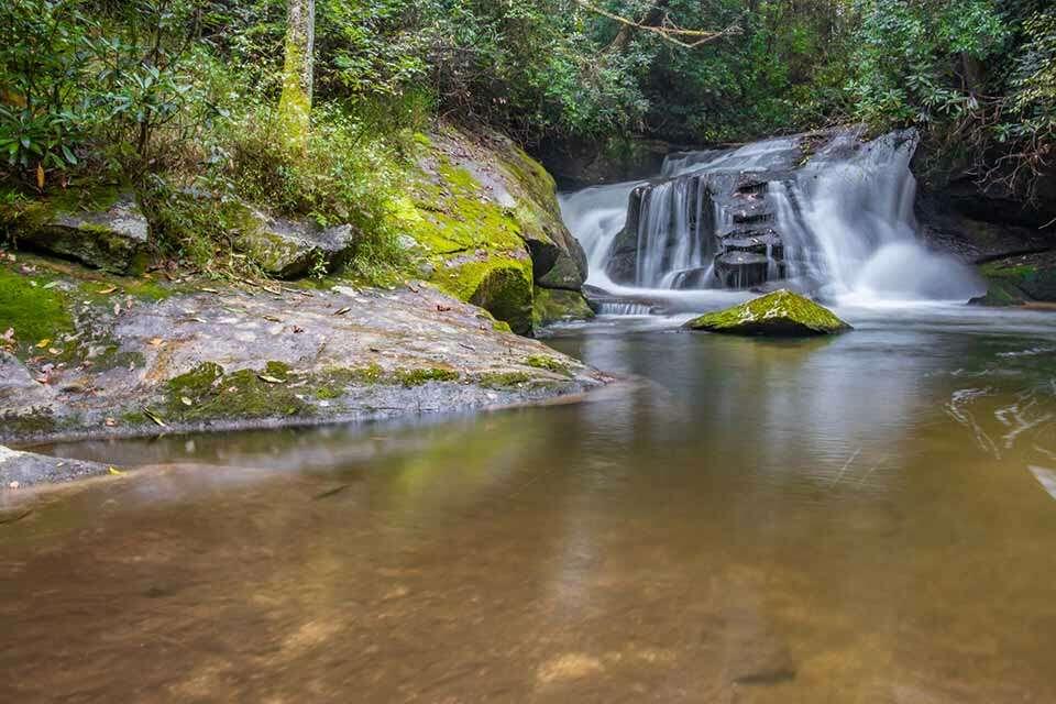 East Fork Falls