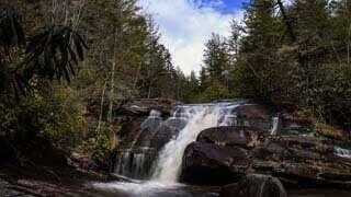 Wintergreen Falls