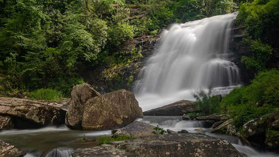 Glen-Cannon-Falls