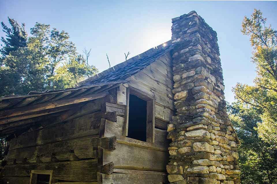Jesse Brown Cabin
