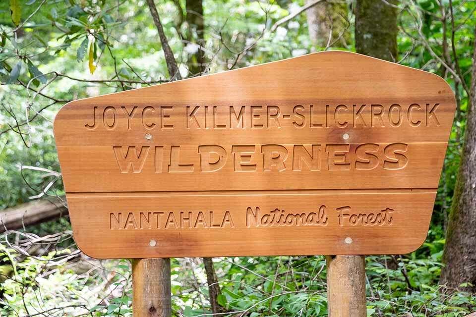 Joyce Kilmer Slickrock Wilderness
