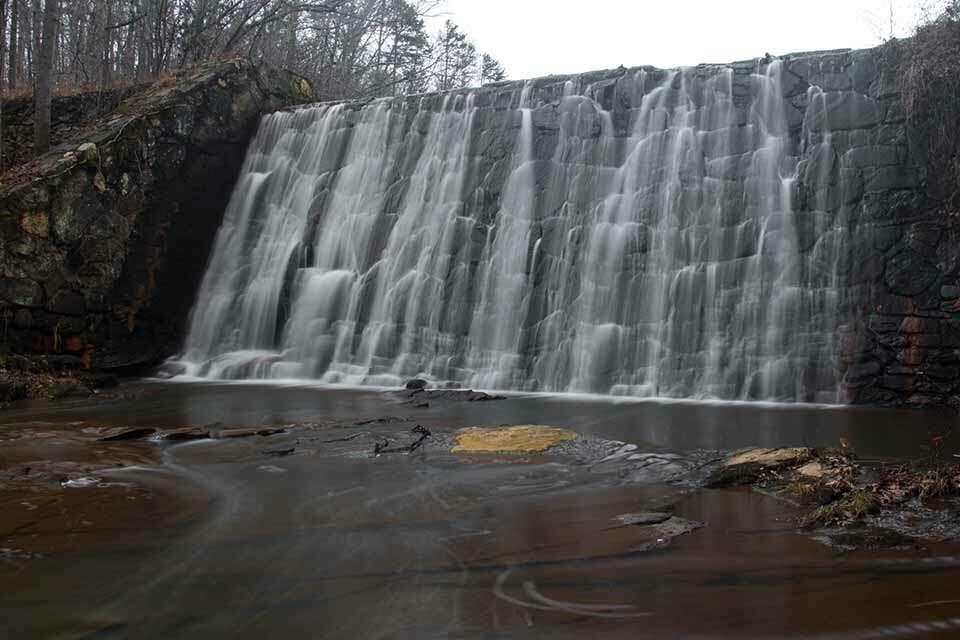 Mill Dam Todd Creek