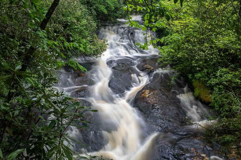 Mooney Falls Upper