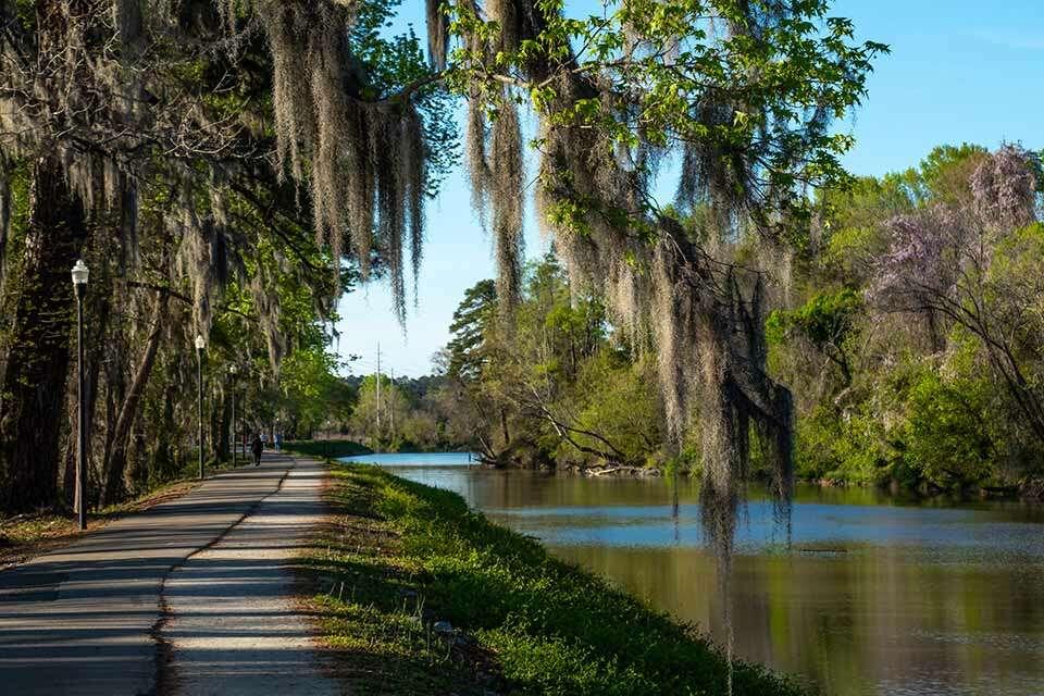 Riverfront Park Canal Trail
