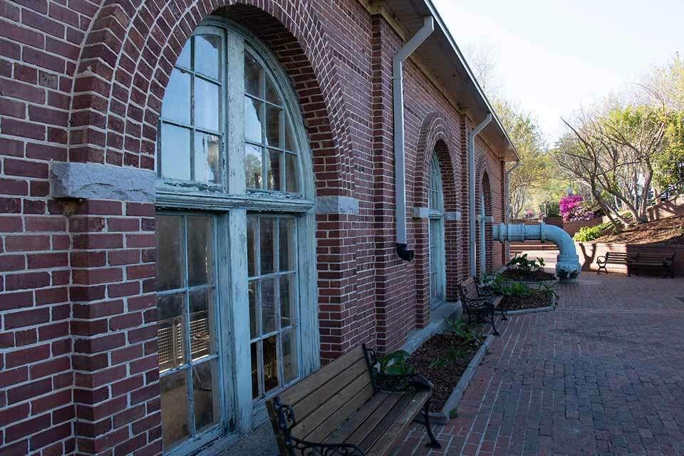 Riverfront Park Historic Pump House